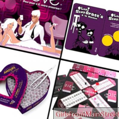Erotic board games: our selection