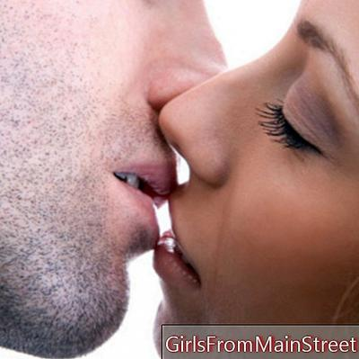 Francoski poljub, dobro za vaše zdravje!