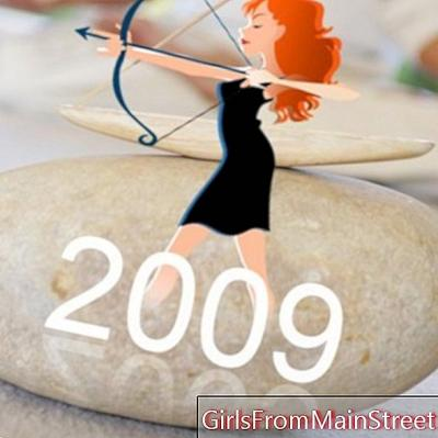 Horoskop 2009: Skyttens sundhed og fitness