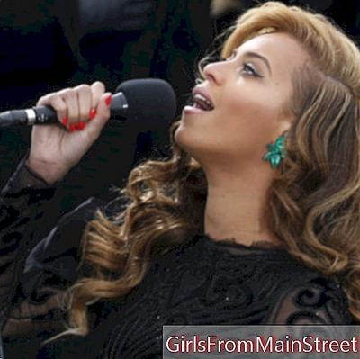 Obama's investiture: I want the same polish as Beyoncé