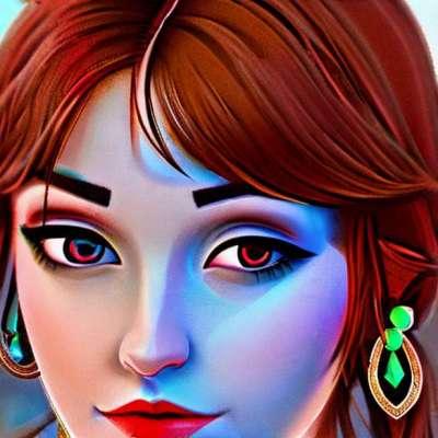 Bintang gaya rambut: Rihanna suka bahasa Inggeris