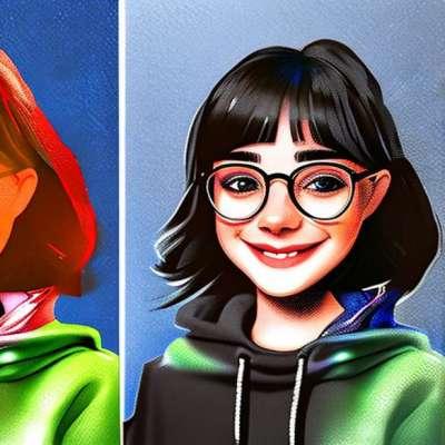 Frizura dneva: Emma Stone, glamurozna, da predstavi svoj novi film
