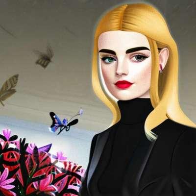 Divine Amber Heard dengan sanggulnya di penghargaan SAG