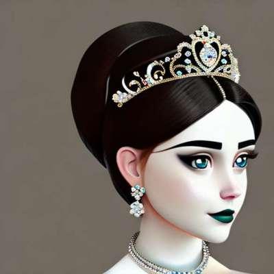 Katy Perry, rambutnya yang keriting, Roaring Twenties, kami panik