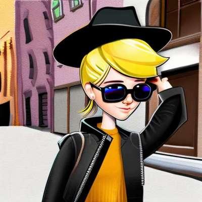 Lady Gaga wechselt in die goldgelbe Farbe