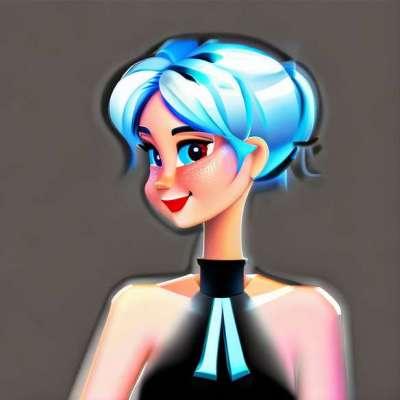 Fotoschok: Juliette Lewis heeft blauw haar!
