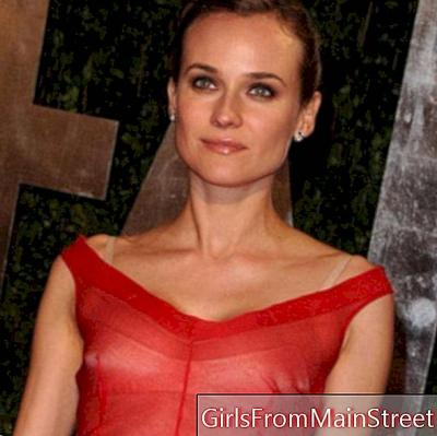 Sexy nyhed: Diane Kruger muse i Calvin Klein Beauty parfume