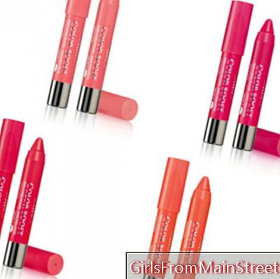 We love: Bourjois Color Boost, the essential for the lips