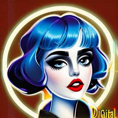 Party Makeup: noro barve