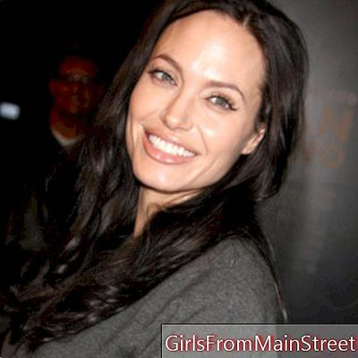 Kecantikan Bintang: adakah anda kelihatan seperti Angelina Jolie!