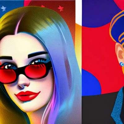 Rihanna vs Katy Perry: cuộc chiến của tóc giả!
