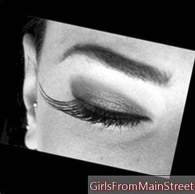 All you need to know about false eyelashes: eyelash extension