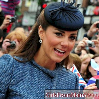 Kate Middleton: poole hobusesaba ja bibi, tema võitjavalem