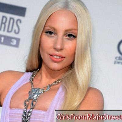 Olhar de beleza do dia: Lady Gaga, natural e sensata para o American Music Awards