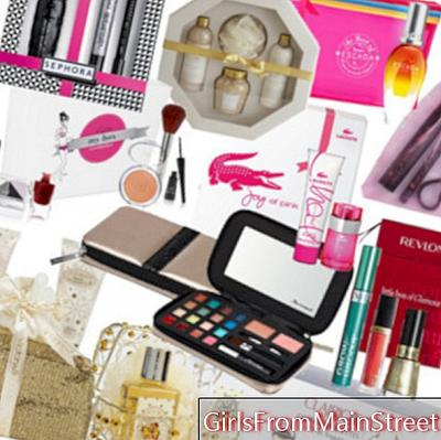 Last Minute Christmas Gifts: 10 Beauty Ideas til lave priser