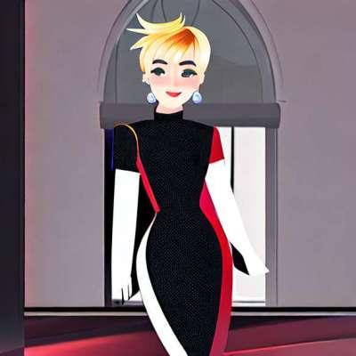Seydoux Léa: az új hajvágás, Jean Seberg
