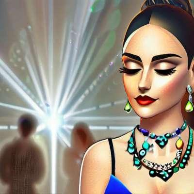 Јесенско-зимска шминка: шарене боје