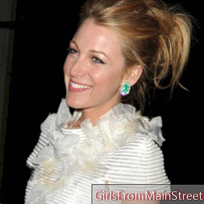 Blake Lively muse Chanel: tema soeng Upper East Side