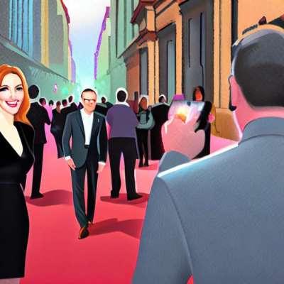 Кански филмов фестивал: Джудит Годреш, искам да й изглеждам грим