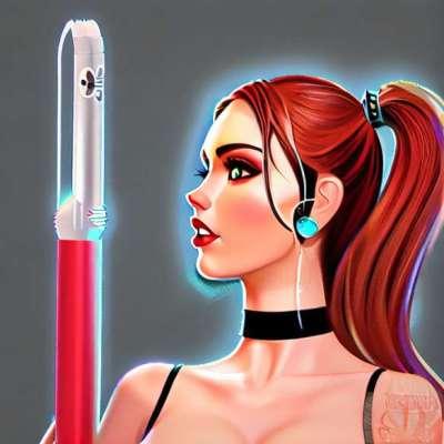 Schau dir Rihanna und ihren sexy Frisurenlook auf der Bühne an