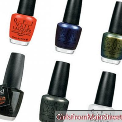 The Amazing Spider-Man: OPI Nail Polish Collection