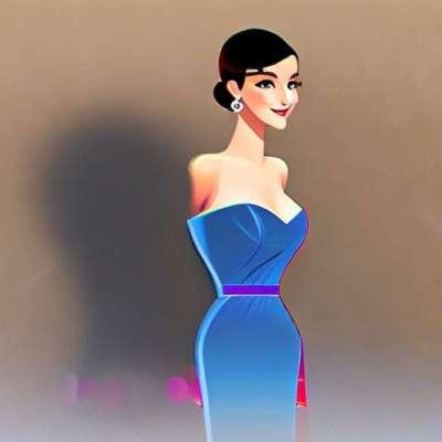 Účes dne: Jessica Alba na filmovém festivalu v Benátkách