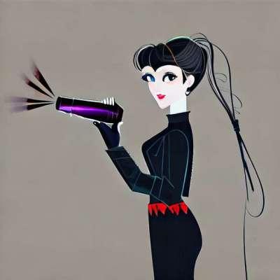 Eleganse og glamour med duften av Kylie Minogue, Couture