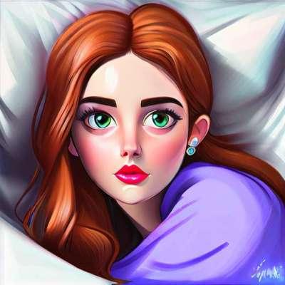 Спавање без скидања шминке: озбиљна грешка, доказ на сликама!