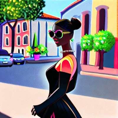 Прическа на деня: Лейди Гага смее конуса на прическата