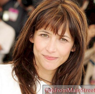 Beauty star: I want the make up of Sophie Marceau