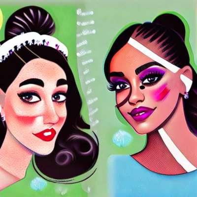 Khroma skønhed: Kardashian søsters makeup mærke