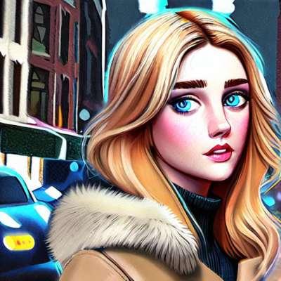 Me pongo maquillaje según mi morfología: la cara triangular apunta hacia arriba.