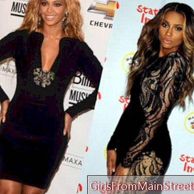 Kauneuden kaksintaistelu: Beyoncé vs. Ciara