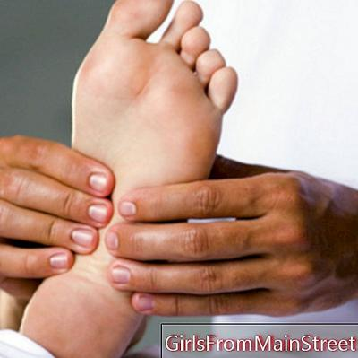 Μασάζ ποδιών ή ρεφλεξολογία ποδιών: késako;