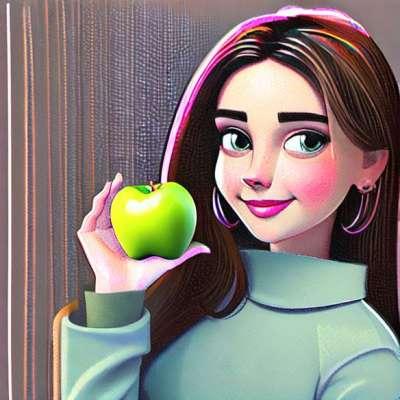 7 đức tính không bị coi thường của quả táo