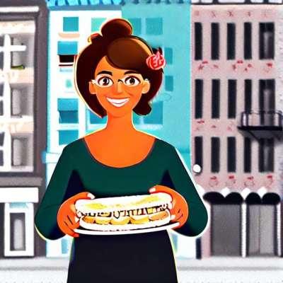Ăn nhẹ tại nhà hàng: cửa hàng bánh sandwich, xấu cho đường?