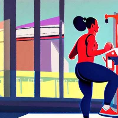 Olahraga inovatif: Saya beralih ke elektrostimulasi!