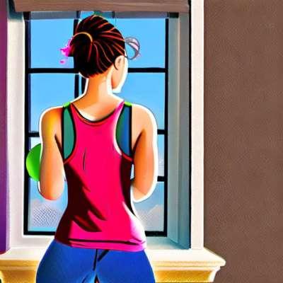 - 3 Kg in 1 settimana con Valérie Orsoni (giorno 3), consigli di fitness per le braccia in alto!