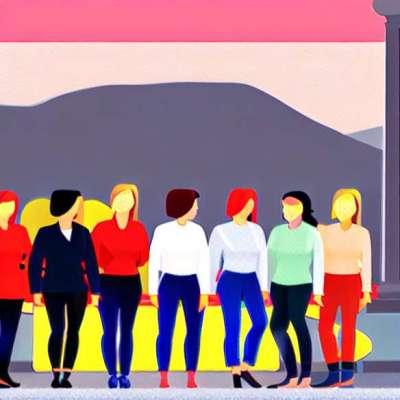 Rakovina prsníka: fotografie žien pôsobiacich na fasáde Ministerstva zdravotníctva