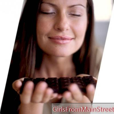 Jedz czekoladę i rób dobrze w 4 punktach