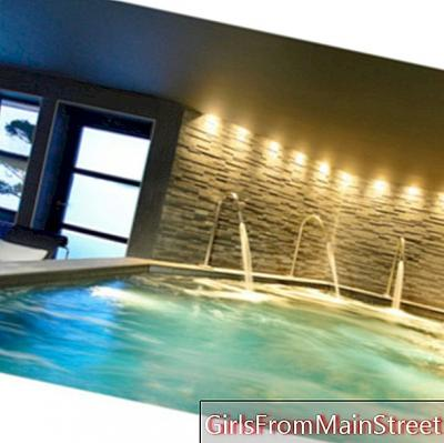 Cocooning: The mountain, queen of dream spas