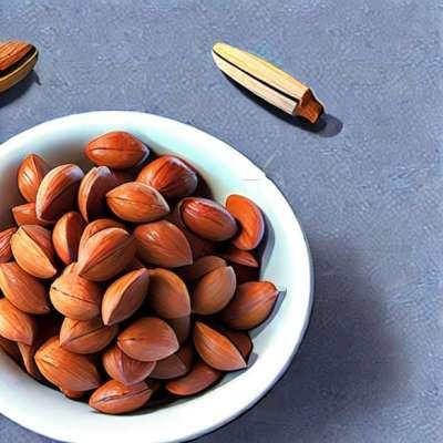 Pembuka anti tekanan: faedah pistachio