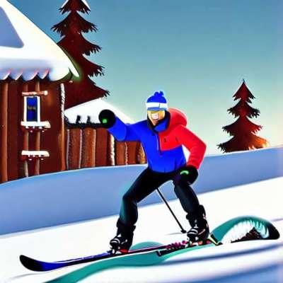 U dobrom stanju za skijanje