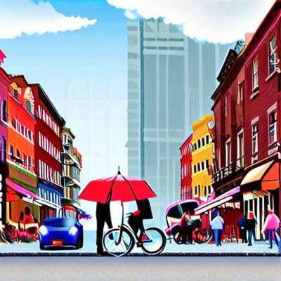自転車で安全に旅行するための10のヒント