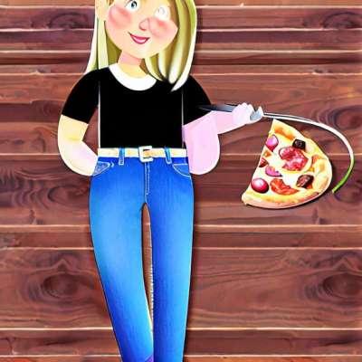 Hvilket forhold har franskmenn med kjøkkenet?