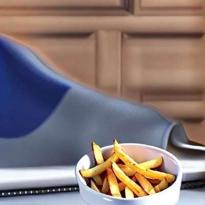 4 oryginalne sposoby jedzenia frytek