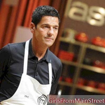 MasterChef: Eric launches his own brand of macaroons