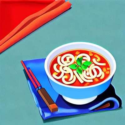 Cucina giapponese: spaghetti giapponesi saltati in padella o in brodo