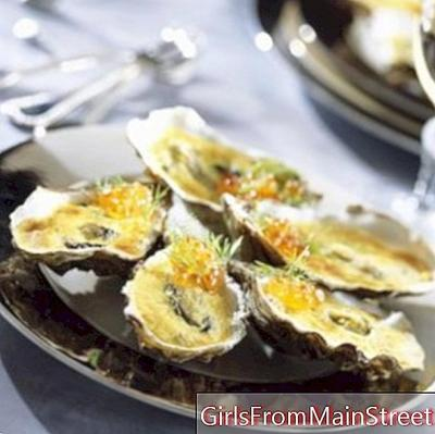Christmas menu: how to choose and taste oysters?