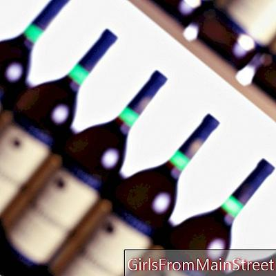 Eri saagikoristus: Kuidas alustada veinipudelit?
